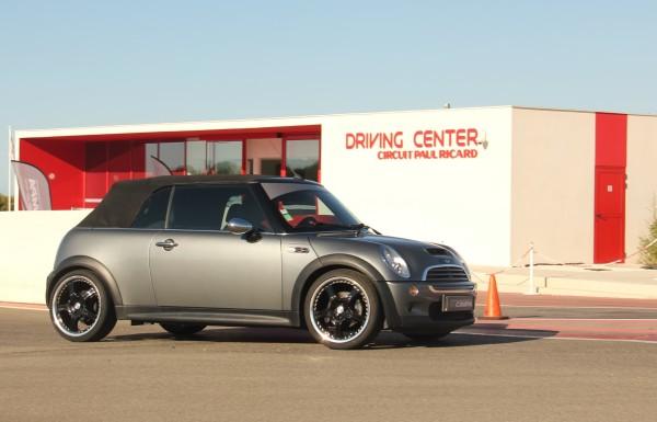 Stage pilotage au Driving Center du circuit Paul Ricard