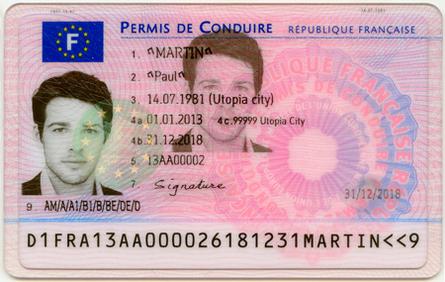 Votre permis de conduire ? Une nécessité, un besoin vital.